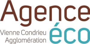 Le logo de l'Agence Economique de Vienne Condrieu Agglomération