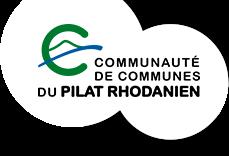 logo de la communauté de communes du pilât rhodanien